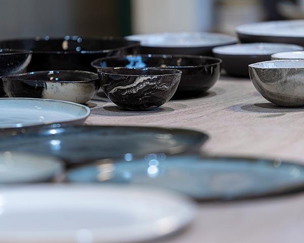workshop maak je eigen borden, kommen en schalen in keramiek