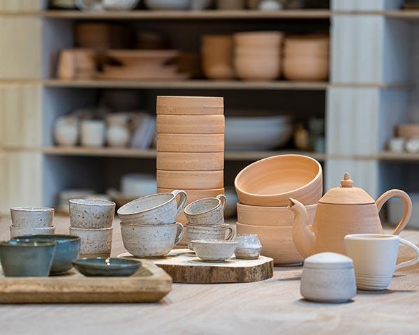 workshop potten draaien